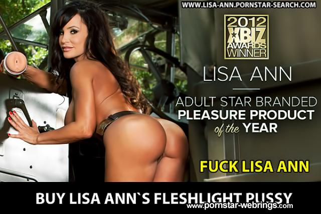 escort site lisa ann fleshlight