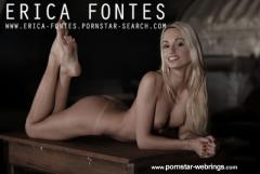 The Official Erica Fontes XXX Website