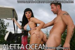 Aletta Ocean – Aletta's Car Wash