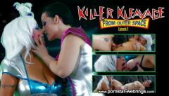 Sheridan Love - Killer Kleavage From Outer Space