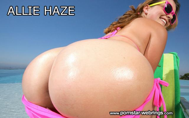 Allie Haze - High Off Allie - Pure 18