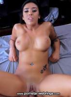 Lucia Lace - Busty Latina Titty Twerks