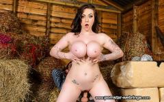 Harmony Reign - Little British Cock Whore