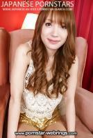 Asian lingerie model Ayaka Fujikita masturbating on cam