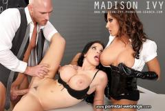 Madison Ivy -  The Rack of the Clones
