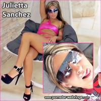 Julietta Sanchez - FACIAL - Gesichtsbesamung vor der Grillparty - Mydirtyhobby