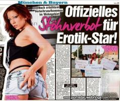 Deutscher Pornostar & Venus Award Gewinnerin - Natalie Hot