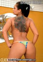 Busty Brazilian Pornstar Babalu Brazil