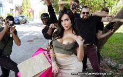 Kim K Fucks The Paparazzi