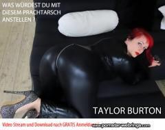 Taylor-Burton - Fick meinen Prachtarsch