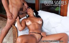 Brazilian Pornstar Duda Campos