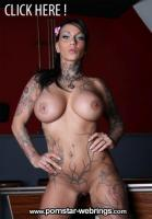 German Pornstar Kitty Core - Busty tattoo slut