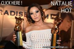Natalie Hot - Venus Award Gewinnerin - Deutsche Pornodarstellerin