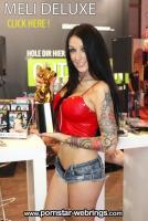 Meli Deluxe - Deutsche Pornostar u. Venus Award Gewinnerin