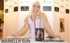 Mariella Sun - German Pornstar Newcomerin