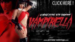 Mercedes Carrera - Vampirella: A XXX Parody