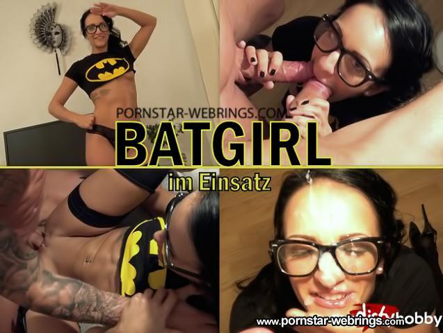 BlackSophie - Batgirl – im Einsatz