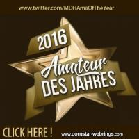 Wahl zum MDH Amateur des Jahres - MyDirtyHobby