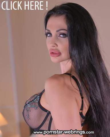 Aletta Ocean - Busty Babe Crams Pussy With Glass Dildo!