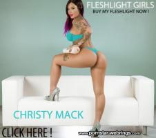 Christy Mack - Fleshlight Girl - Pornstar