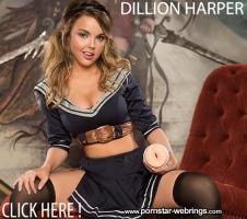 Dillion Harper - Fleshlight Girl - Pornstar