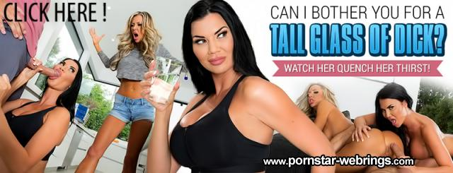 Jasmine Jae - Can I Bother You For A Tall Glass Of Dick?