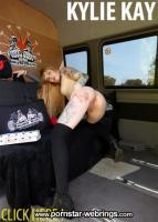 Kylie Kay lässt sich geil im Bums Bus ficken