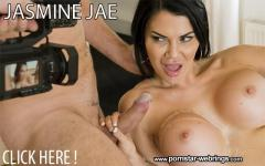 British MILF Jasmine Jae in naughty MMF threesome