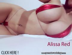 Alissa Red - Busty Live Chat Girl