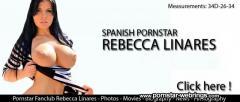 Busty Pornstar Rebeca Linares