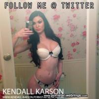 Kendall Karson @ Twitter