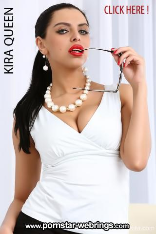 Kira Queen - Russian Pornstar
