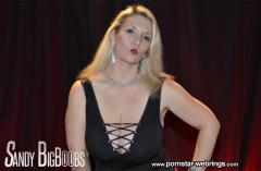 Sandy BigBoobs - Officiall Website - Busty German Pornstar