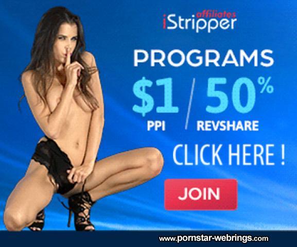 iStripper - Webmaster Affiliate Cash Program