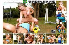 Fernandinha Fernandez - Tasty Brazilian