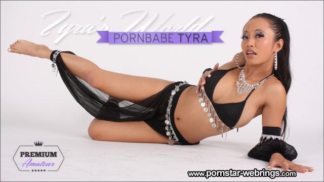 Pornbabe Tyra - Göttin des Dirty Talks