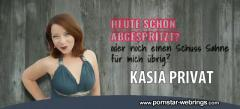 Kasia Privat - German Pornstar - Offizielle Homepage