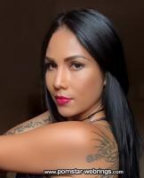 Alizee Sanzeth - Sexy Mexican Webcam Girl