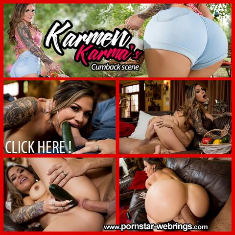 Karmen Karma - The Cum-Soaked Gardener