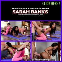 Sarah Banks - Yoga Freaks: Episode Eight