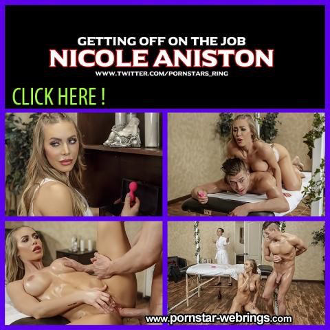 Nicole Aniston - Getting Off On The Job