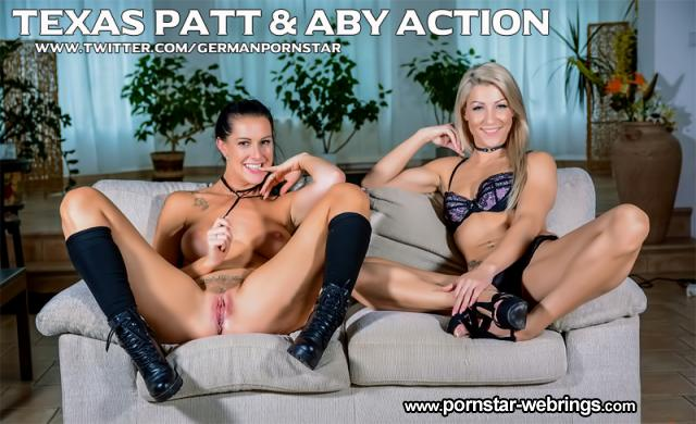 Aby Action & Texas Patti - All You Cocks Are Mine!