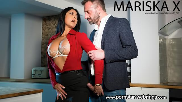Mariskax - Secret screw in the kitchen