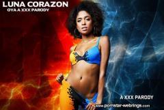 Luna Corazon - Oya A XXX Parody